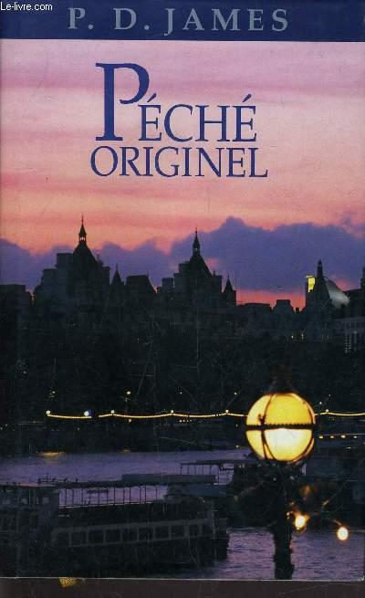 PECHE ORIGINEL.