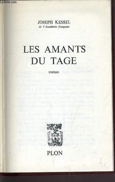 LES AMANTS DU TAGE.