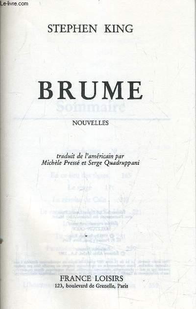 BRUME.