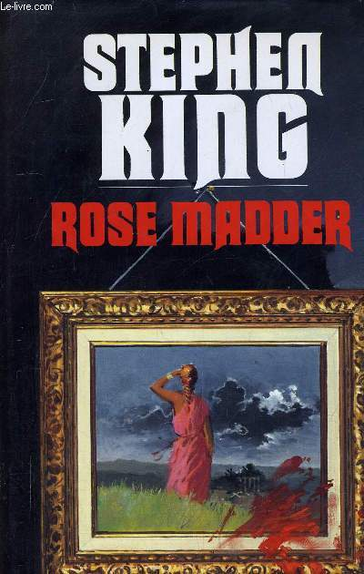 ROSE MADDER.