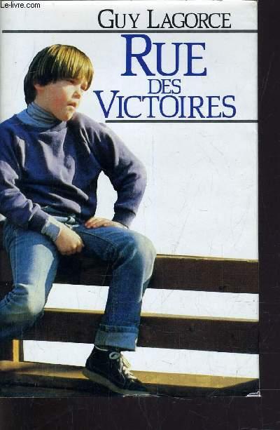 RUE DES VICTOIRES.