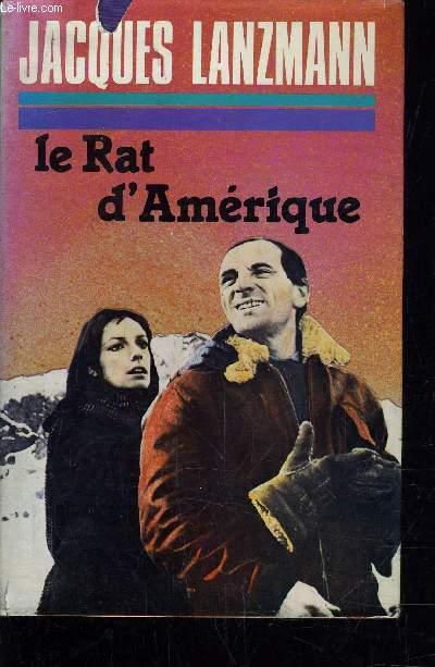 LE RAT D'AMERIQUE.