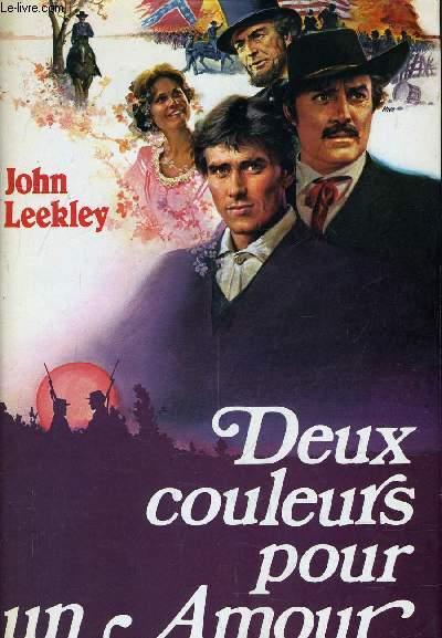 DEUX COULEURS POUR UN AMOUR.