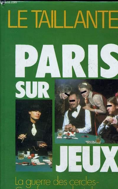 PARIS SUR JEUX.
