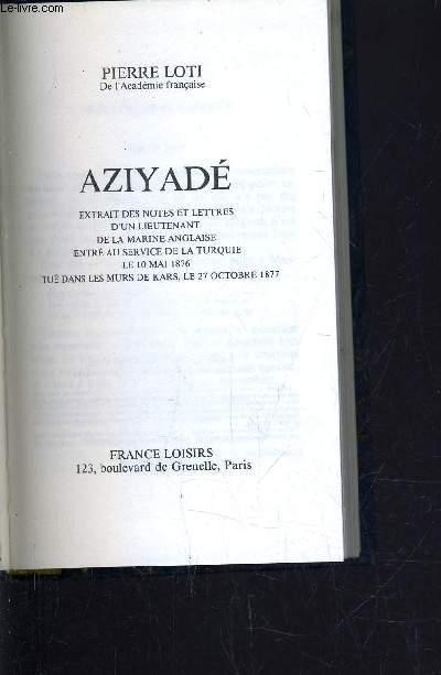 AZIYADE.