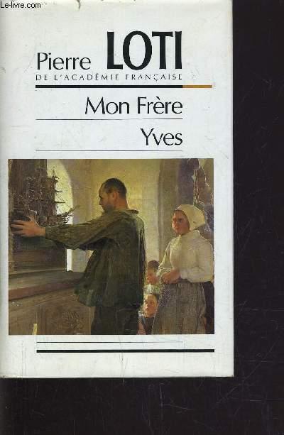 MON FRERE YVES.