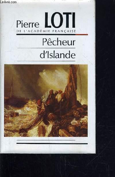 PECHEUR D'ISLANDE.