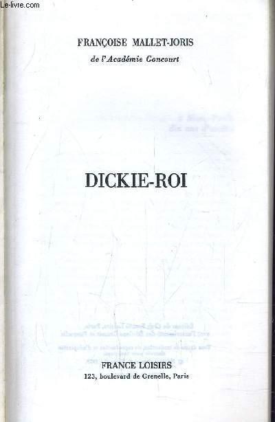 DICKIE-ROI.