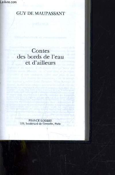 CONTES DES BORDS DE L'EAU ET D'AILLEURS.