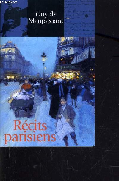 RECITS PARISIENS.