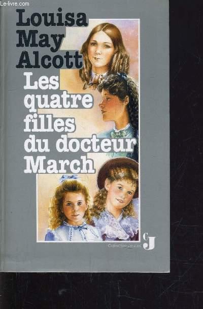 LES QUATRE FILLES DU DOCTEUR MARCH.