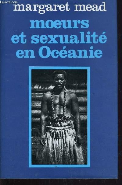 MOEURS ET SEXUALITE EN OCEANIE.