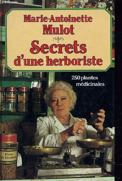 SECRETS D'UNE HERBORISTE.