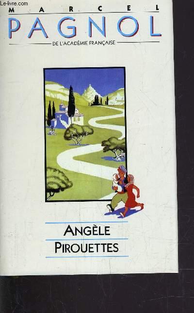 ANGELE - PIROUETTES.