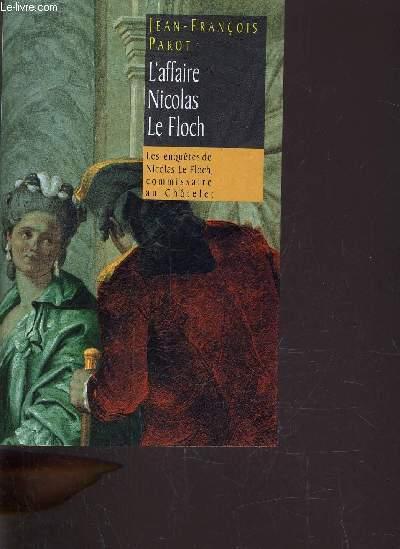 L'AFFAIRE NICOLAS LE FLOCH.