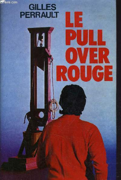 LE PULL-OVER ROUGE.