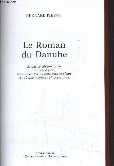 LE ROMAN DU DANUBE.