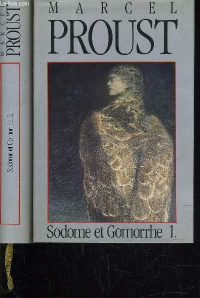 SODOME ET GOMORRHE - TOME 1 - TOME 2.