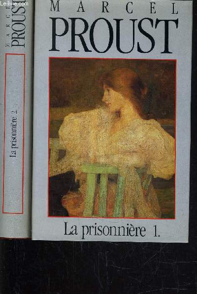 LA PRISONNIERE - TOME 1 - TOME 2.