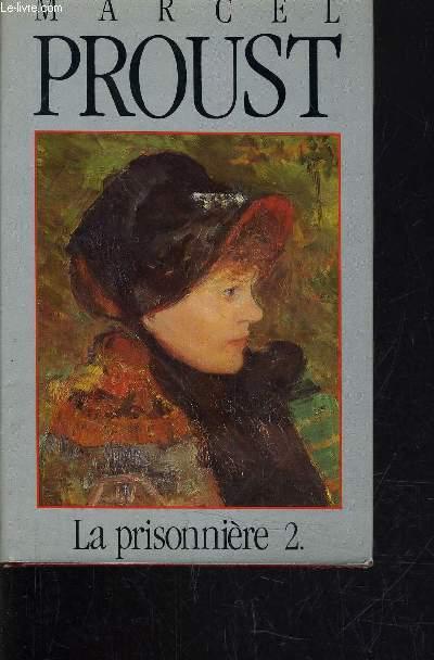 LA PRISONNIERE - TOME 2.