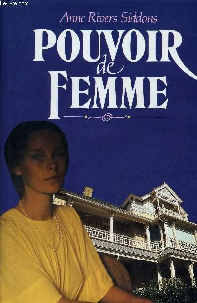 POUVOIR DE FEMME.