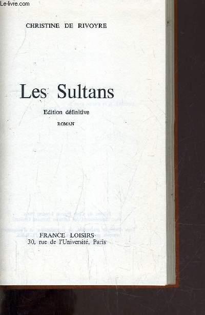 LES SULTANS.