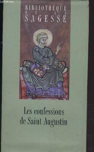 LES CONFESSIONS DE SAINT AUGUSTIN.