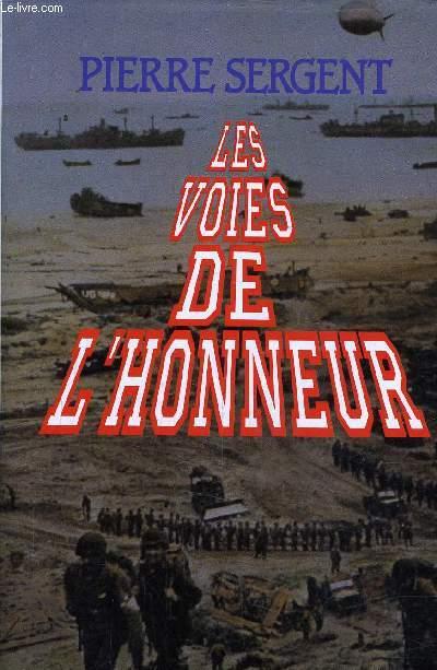 LES VOIES DE L'HONNEUR.