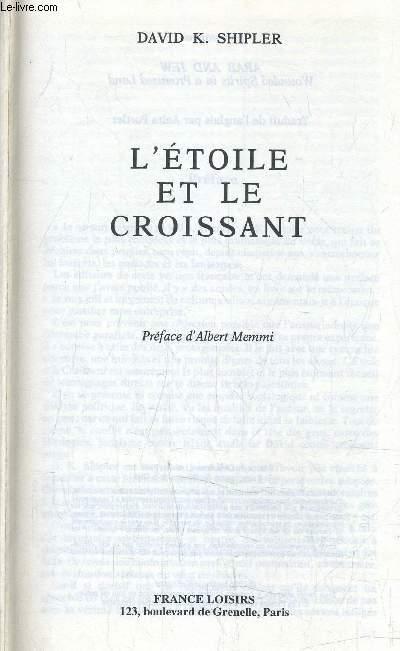 L'ETOILE ET LE CROISSANT.
