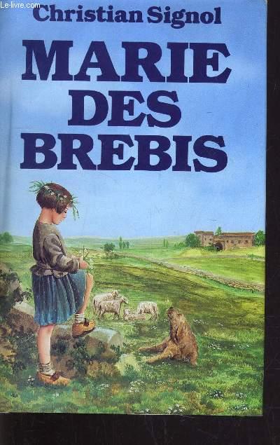 MARIE DES BREBIS.