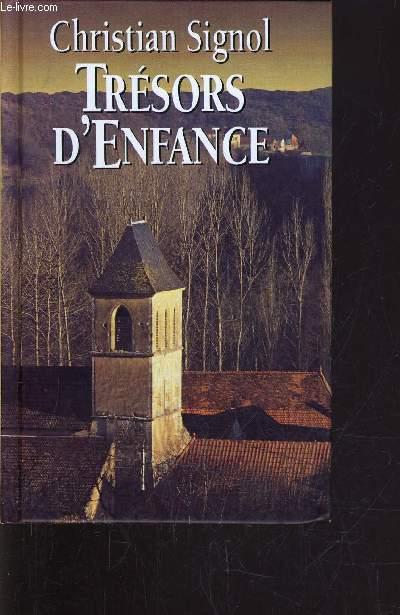 TRESORS D'ENFANCE.