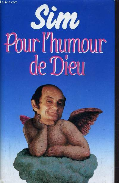 POUR L'HUMOUR DE DIEU.