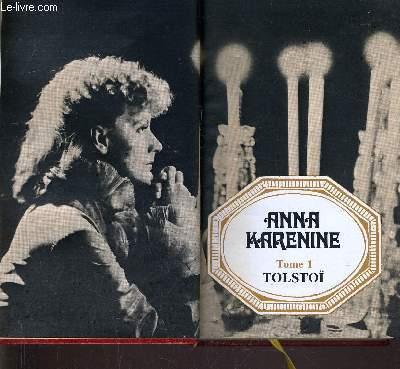 ANNA KARENINE - TOME 1.