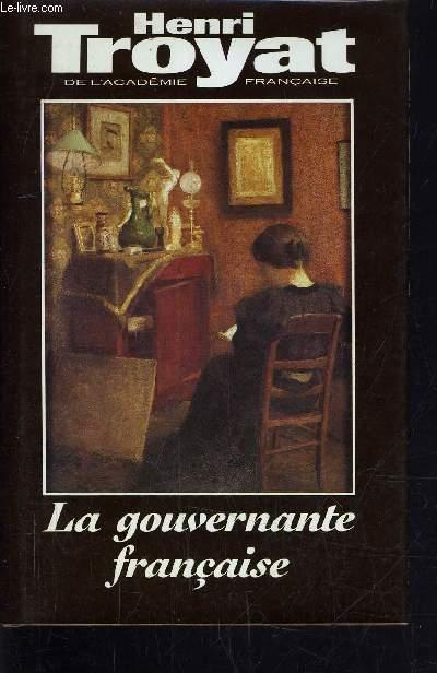LA GOUVERNANTE FRANCAISE.