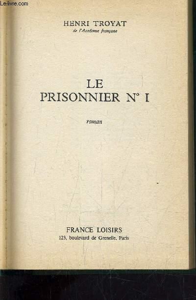 LE PRISONNIER N°1.