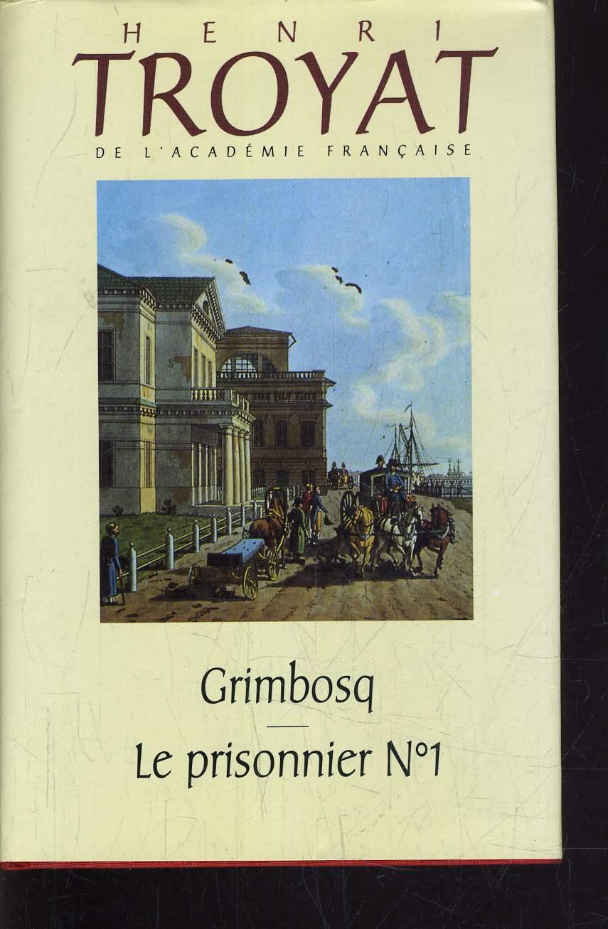 GRIMBOSQ - LE PRISONNIER N°1.