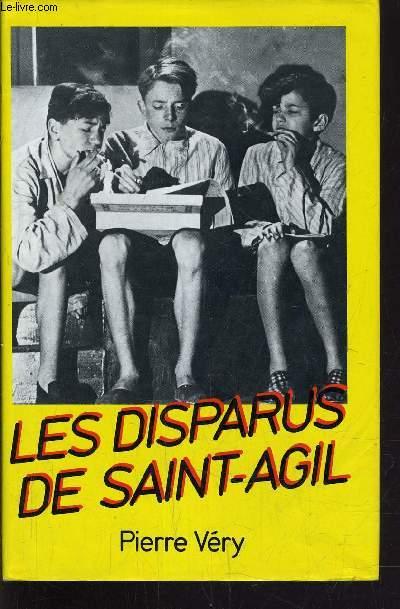 LES DISPARUS DE SAINT-AGIL.