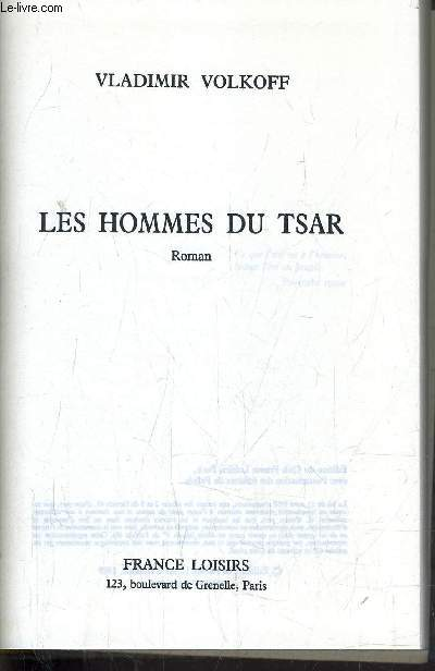 LES HOMMES DU TSAR.