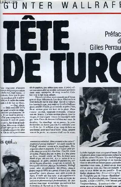TETE DE TURC.