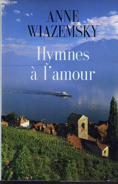 HYMNES A L'AMOUR.
