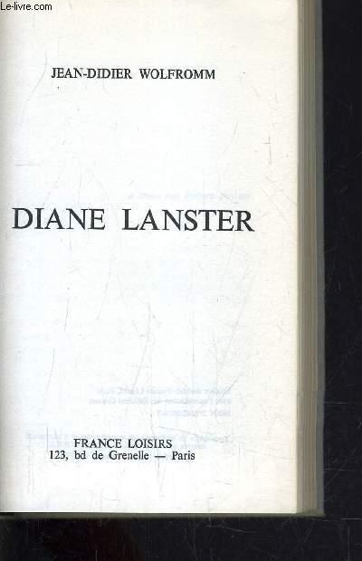 DIANE LANSTER.
