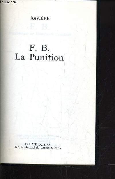 F.B. LA PUNITION.