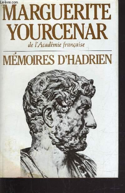 MEMOIRES D'HADRIEN / CARNETS DE NOTES DE MEMOIRES D'HADRIEN.