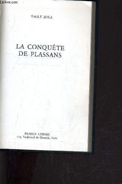 LA CONQUETE DE PLASSANS.