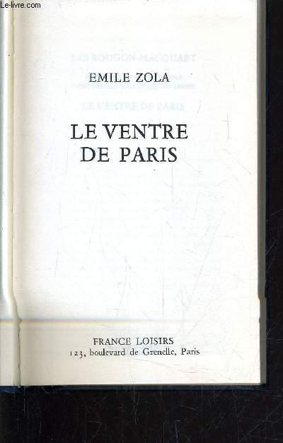 LE VENTRE DE PARIS.