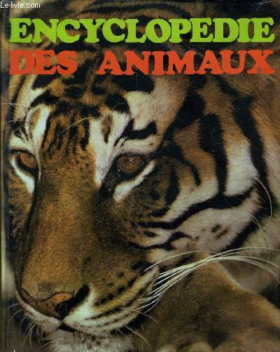 ENCYCLOPEDIE DES ANIMAUX.