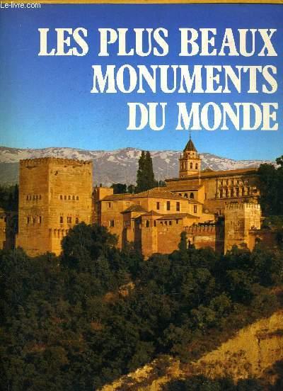 LES PLUS BEAUX MONUMENTS DU MONDE.