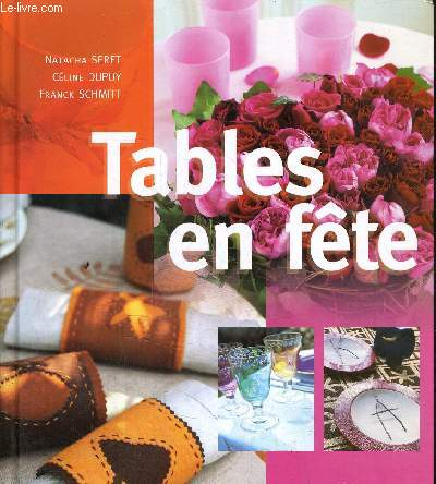 TABLES EN FETE.