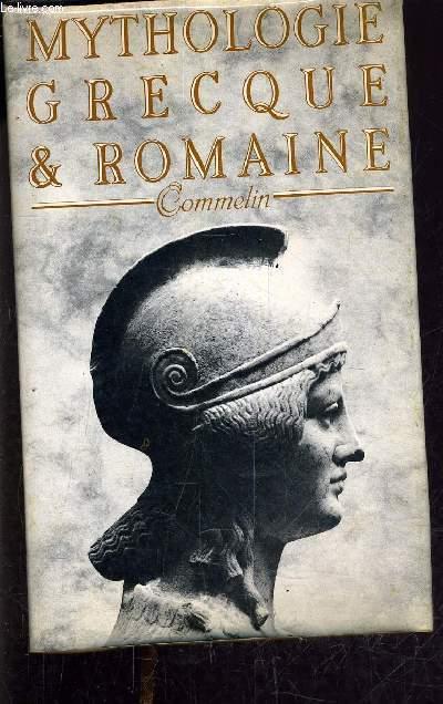 MYTHOLOGIE GRECQUE ET ROMAINE.