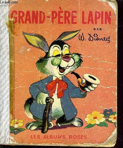 GRAND PERE LAPIN.